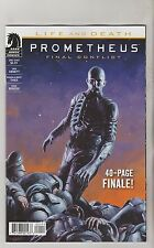 DARK HORSE BD PROMETHEUS LIFE AND DEATH FINAL CONFLICT AVR. 2016 1ER IMPRIMÉ NM