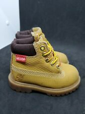 Toddler Helcor Timberland Boots Size 6C Wheat Boys Toddler Boots