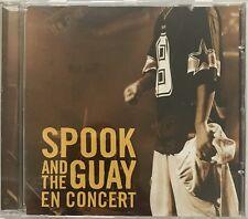 SPOOK AND THE GUAY : EN CONCERT - [ CD ALBUM ]