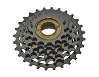 NEW! Bike 6 Speed Multiple Freewheels 14/28t Friction MFM-05 Black Sun Race Bike