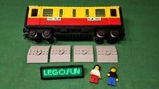 LEGO® 12V 7815 Schlaf-Waggon Sleeper - Wagon z.B. 7740 7750 7755 7760 7814