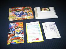 B-DENSETSU! BATTLE B-DAMAN MOERO!  ~ Game Boy Advance GBA ~ Complete ~ Very Good