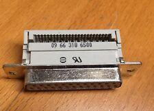 Harting 09 66 318 6500 D-SUB CONN, RCPT, 25POS
