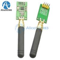 2PCS CC1101 Wireless Transceiver 315/433/868/915MHZ + SMA Antenna Module