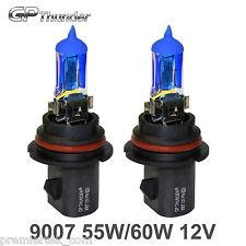 GP Thunder II 8500K 9007 HB5 Xenon Halogen ion Headlight Light Bulbs 55W 60W