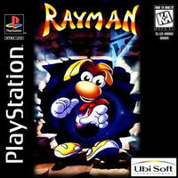RAYMAN - GREATEST HITS  ( JEUX PLAYSTATION 1 ) COMPLET -- CIB