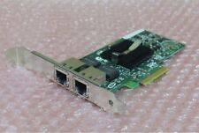 IBM 49Y4232 49Y4231 PCI-e Gigabit 10/100/1000 Dual Port Scheda Ethernet Adattatore