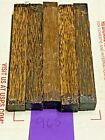 5 PIECES OF BLACK PALM~EXOTIC WOOD~PEN BLANKS~EXOTIC LUMBER 965