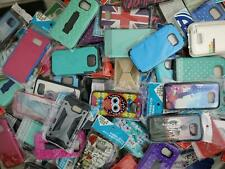 Wholesale Closeout Bulk Lot of 25 Cases Covers for Samsung S6
