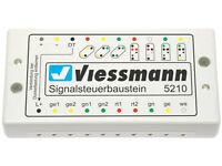 Viessmann 5210 - Signalsteuerbaustein für Lichtsignale - Spur N - NEU