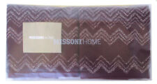 MISSONI HOME SET ASCIUGAMANI OSPITE BUSTA LOGO KEITH 491 HAND TOWEL SET 40x70