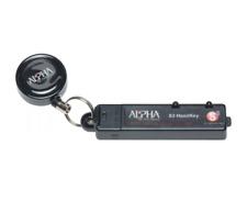NEW Alpha S3 Security Key Handkey  BELT RETRACTOR MULTI DETACH Anti-Theft