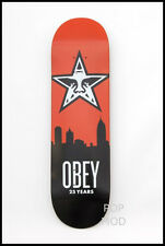 OBEY SKYLINE LIMITED EDITION SKATEBOARD DECK : OBEY : SHEPARD FAIREY