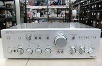 ONKYO Integrated Amplifier A-819 AC100V Working Properly #c3164