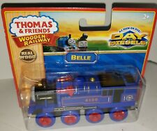 Learning Curve Wooden Thomas Train Day of The Diesels Belle Rare New in Package