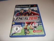 PlayStation 2  PS 2  PES 2010 - Pro Evolution Soccer