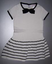 Janie & Jack Spring Lily Striped Sweater Dress NWT Size 4