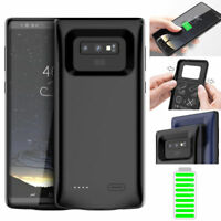 5000mAh For Samsung Note 9 External Battery Power Case Bank Charger Backup Cover
