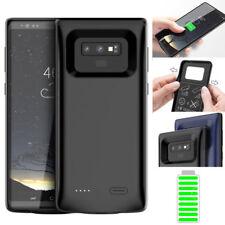 5000mAh para Samsung 9 Externo Batería Alimentación caso Note cargador cubierta de respaldo