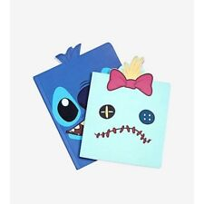 Lilo Stitch Journal  2 Pack Scrump 80 Pages Soft Cover Disney