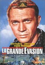 DVD *** LA GRANDE EVASION *** Steve McQueen