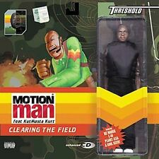 Clearing the Field [PA] by Motion Man (CD, Aug-2002, Threshold (USA)