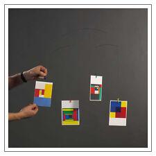 Postcard Mobile  - a Steel Flensted Mobile by Ryusaku Kawashima