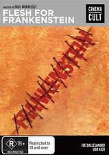USED (LN) Flesh for Frankenstein [ NON-USA FORMAT, PAL, Reg.0 Import - Australia