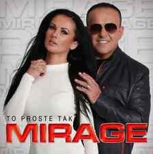 = MIRAGE - TO PROSTE TAK /disco polo dance/ CD sealed Poland