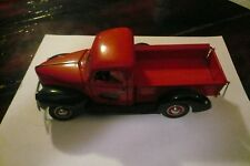 FRANKLIN MINT 1940 FORD PICK UP TRUCK BLACK DIE CAST PRECISION MODEL
