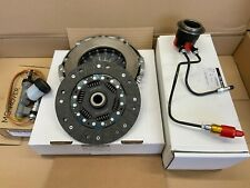 CLUTCH KIT ROVER 75 & MG ZT DIESEL 4 PART INCLUDES CLUTCH SLAVE & MASTER CYLINDE