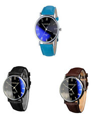 di moda lusso ecopelle uomo quarzo analogico  Maturo  Orologi da polso watch