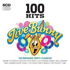 CD de musique jive sur album avec compilation