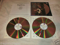 Giuseppe Verde - Rigoletto (LaserDisc / CD Video) 2-Disc Set, PAL