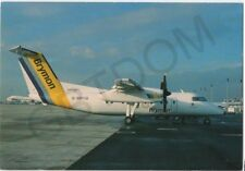 BRYMON Dash 8-100 GBRYG - Paris CDG - AVION AIRPLANE AIRCRAFT