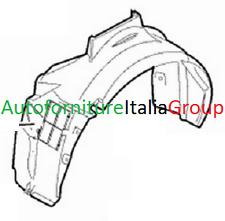 RIPARO PARASASSI PASSARUOTA ANTERIORE SX FIAT 500 CABRIO 07> 2007> ORIGINALE