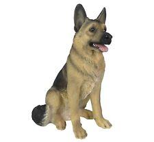 "German Shepherd Dog - Collectible Statue 21""H New"