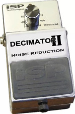 ISP Technologies Decimator II Noise Reduction noise gate BRAND NEW! FREE 2-3 Day