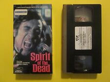 Spirit Of The Dead Robert Stephens Robert Powell Horror VHS