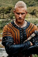 ALEXANDER LUDWIG signed Autogramm 20x30cm VIKINGS in Person autograph COA BJÖRN