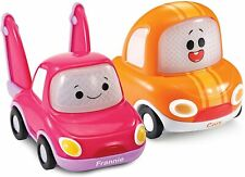 Toot-Toot Drivers Cory Carson Mini Duo Vehicle Pack (Cory & Frannie)
