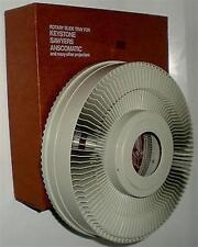 Projector Slide Trays Universal Rotary Keystone Sawyers Anscomatic Sears + Other