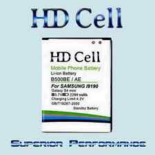 ★Batterie HD cell 2200mAh★ Samsung Galaxy S4 Mini i9190 i9195 -/  B500BE/AE