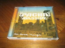 PACHA MASSIVE - All Good Things CD - Latin Trip-Hop Electro Cumbia Palo