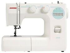 Janome 216-S Domestic Sewing Machine (2 Year Warranty)