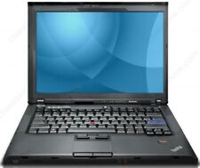 Lenovo ThinkPad T400 Core 2 Duo P8600 2,4GHz 4GB DDR3 160GB HDD Windows 7 14,1""