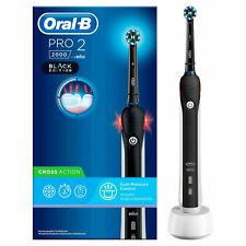 Braun Oral-B PRO 2 2000 Black EDITION - Brosse à Dents Électrique - NEUF !