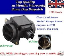 AIR FLOW SENSOR Land Rover- Range Rover (1994-02) 2.5 TD 722184500 7.22184.50.0