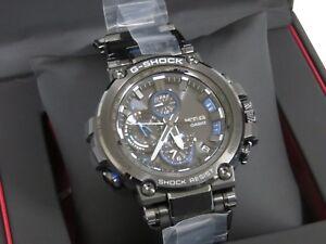 CASIO G-SHOCK MT-G MTG-B1000BD-1AJF Bluetooth Solar Radio Men's Watch New in Box
