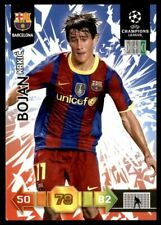 Panini Adrenalyn XL Champions League 2010/2011 FC Barcelona Bojan Krkic
